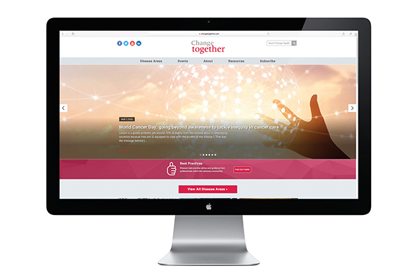 change together website